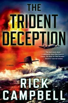 Thriller. Readers looking for a tale as gripping as the one offered by Tom Clancy's The Hunt for Red October should not hesitate to check out this alarming thriller. Having received spurious orders to launch an attack on Iran in retaliation for the decimation of Washington, D.C. (which never happened, though the crew doesn't know this), a ballistic-missile submarine is heading radio-dark and at speed to the Persian Gulf.