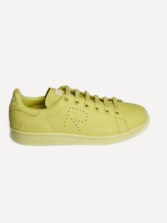ADIDAS BY RAF SIMONS , Raf Simons Stan Smith Yellow  #yellow #adidas #footwear #shopigo #shopigono17 #ss16 #conceptstore #onlinestore #onlineshopping #buyonline #onlineconceptstore #womenswear #womensfashion #womensstyle #streetstyle #streetfashion #streetwear #readytowear #fashion