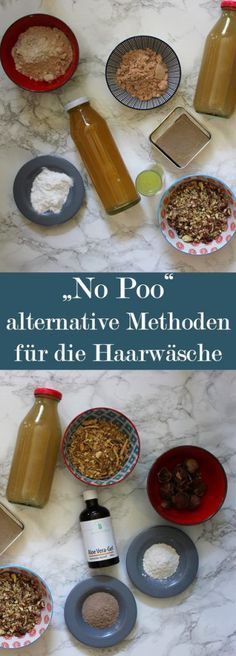 No Poo - Alternative methods for shampooing - rye flour, lava earth, hair . Shampoo Alternative, Soap Nuts, Rye Flour, Diy Shampoo, Aloe Vera, All Things Christmas, Homemade Gifts, Diy Beauty, Pumpkin Carving