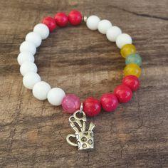 Peinture ta vie avec tes couleurs ! de la boutique LoveLoveLoveBoutique sur Etsy Beaded Bracelets, Articles, Boutique, Etsy, Painting, Jewelry, Bangle Bracelets, Colors, Life