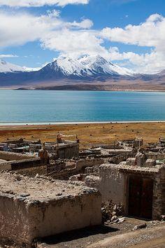 North Ombu Tibetan village