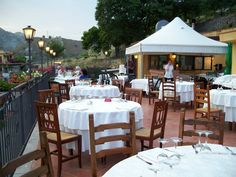 Al-Saraceno, our favorite restaurant in Taormina, Sicily.