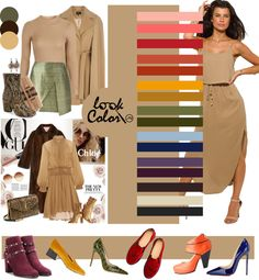 Colour Combinations Fashion, Color Combinations For Clothes, Fashion Colours, Color Combos, Color Type, Deep Winter Colors, Estilo Hippy, Color Pairing, Color Balance