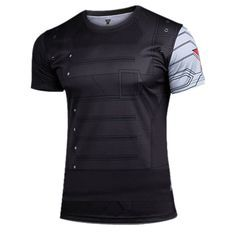 WINTER SOLDIER SPORT T-SHIRT