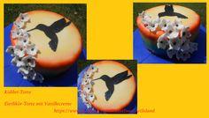 Kolibri Cake Fondant  https://www.facebook.com/KunstInsel.ArtIsland