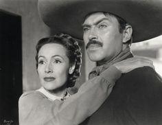 Still de La malquerida, película dirigida por Emilio Fernández, México, 1949