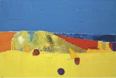 Nicolas de Staël - Abstract Art