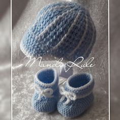 Knit Slippers Free Pattern, Knitted Slippers, Crochet Baby Cap, Crochet Hats, Crochet Projects, Beanie, Booty, Knitting, Crafts