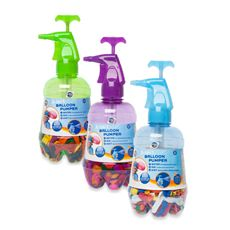Bought these at Bed, Bath, & Beyond (well, their Gigi bought them...) and LOVE them- went and got two more so when friends are over, they can all easily fill their water balloons-outside.  They worked greaat!