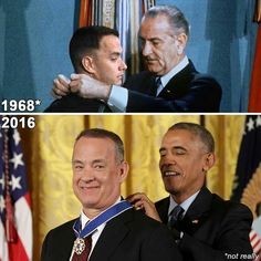 Well mama always did say that life is like a box of chocolates. Congrats to Forrest Gump AND Tom Hanks -- and everyone else who received the nation's highest civilian honor today. 1990s Films, 90s Movies, Good Movies, Movie Tv, Tom Hanks, Toy Story, Film Scene, Forrest Gump 1994, Forrest Gump Memes