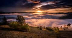 A Walk in the Clouds Photo by Eduard Gutescu — National Geographic Your Shot