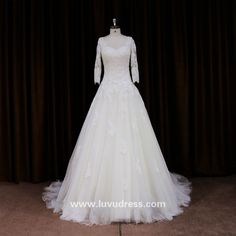 Short lace sleeves to add to love forever korean style wedding dress