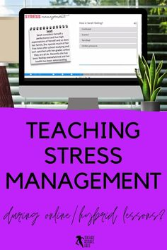 Stress management has always been an important tool for our students, however during the current climate of learning through a pandemic, stress has taken on a whole other level and is more important than ever to be able to manage. If you're looking for ways to help teach stress management during these challenging times, then keep reading.