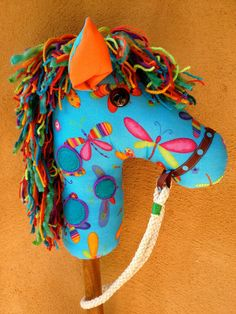 How To Make A Hobby Horse - A Complete Craft Kit With Instructional Disc With…