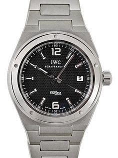 IWCスーパーコピーインヂュニアオートマチック IW322701メンズ 自動巻き ステンレス ブラック      商品番号:IW322701