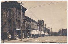 RP: Main Street , MASON , Michigan , 00-10s - Delcampe.com