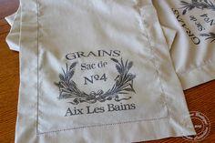 Table runner, cotton linen, beige Grains Aix Les Bains, French Antiques, Cotton Linen, Table Runners, Grains, Beige, Boutique, Etsy, Products, Cotton Sheets