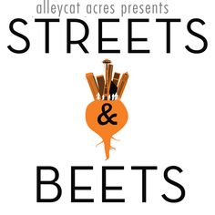 Alleycat's annual fundraising bike ride brings in the dollars that keep our farms running. 100% of our annual budget (~$13,000) is generated by Streets+Beets.