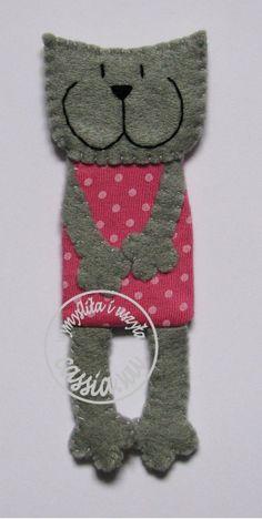 Cat- bookmark