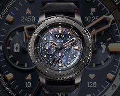 Charm watchface Digital Watch Face, Samsung Gear S3 Frontier, New Gadgets, Keith Richards, Watch Faces, Clocks, Omega Watch, Smart Watch, Belts