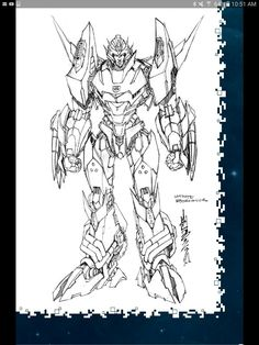 Sketches by Alex Milne mtmte