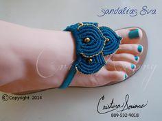 sandalias Eva