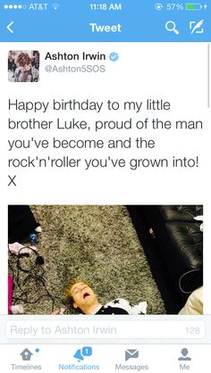 YESSSSSS!!!!! HAPPY BIRTHDAY LUCAS!!!!!! I HOPE U HAVE A FANTASTIC DAY!!!!! Lots of love, the 5sos fam! xoxo!