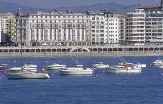 Hotel de Londres Y de Inglaterra en San Sebastián, Donostia.