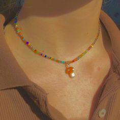 Hippie Jewelry, Cute Jewelry, Diy Jewelry, Beaded Jewelry, Jewelry Accessories, Beaded Necklace, Jewelry Making, Jewlery, Chanel Jewelry