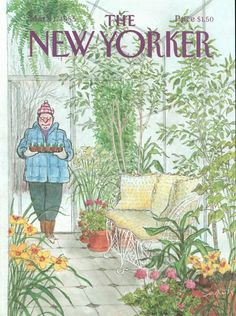 The New Yorker Cover - March 1985 Poster Print by Charles Saxon at the Condé Nast Collection The New Yorker, New Yorker Covers, Capas New Yorker, Magazine Art, Magazine Covers, Vintage Magazines, Cover Art, Framed Artwork, Giclee Print