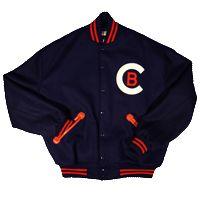 Cleveland Buckeyes 1946 Authentic Jacket