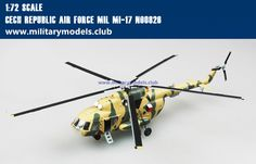 CECH Republic Air Force MIL MI-17 NO0826 Trumpeter 37049