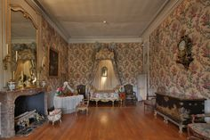 Vaux-le-Vicomte : La Chambre Louis XV ©Yann Piriou