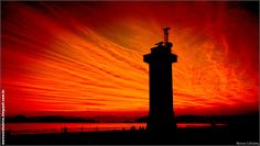 Red Sky - Santos/SP/Brasil
