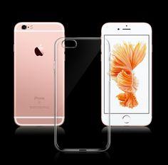 Transparent Silicone iPhone Case