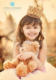 "Vintage ""Ava"" Handmade Crown in Toddler/Child Size $26"