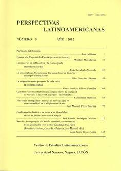 CIENCIAS SOCIALES (Perspectivas latinoamericanas: n° 9 / 2012)