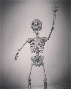 Something we liked from Instagram! #3dprinted #skeleton #jeepwave #posing #smileforthecamera #xyzdavincipro #3dprinter #xyzprinting #hatchbox3d #hatchboxpla #printhappy #3dprintinglove by dc3dp check us out: http://bit.ly/1KyLetq