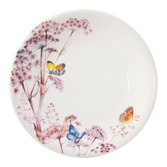 Shop the collection of French fine dinnerware from Gien on the Official US Store. Gien has been making heirloom-worthy faience dining collections in the French Loire Valley since Shop hand-crafted dinnerware, décor and gifts of timeless beauty. Flax Flowers, Natural Bouquet, Flower Dance, Butterfly Illustration, Baccarat Crystal, Square Plates, China Painting, Fine Linens, Pottery Painting