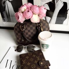 Louis Vuitton Alma BB in Damier Ebene and Louis Vuitton Monogram agenda cover New Louis Vuitton Handbags, Louis Vuitton Agenda, Louis Vuitton Alma, Gucci Handbags, Vintage Louis Vuitton, Luxury Handbags, Louis Vuitton Speedy Bag, Fashion Handbags, Louis Vuitton Monogram