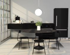 Sims 4 Scandinavian Interior — adartsedesign: Here's another build for you guys...