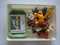 Association figurines/images