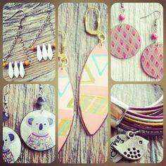 www.lesperlesrares.etsy.com #lesperlesrares #handcraft #printemps-ete2015 #necklace #jewel #hancraftedjewelry #quebec #handmade #bijoux #montreal #etsyquebec #etsymontreal #etsy #gold