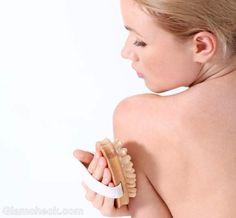 How remove dead skin