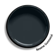 Resene Gunmetal is a military charcoal grey blue, formal and intense. From the Resene Multifinish colour collection. Try a Resene testpot or view a physical sample at your Resene ColorShop or Reseller before making your final colour choice. www.resene.co.nz