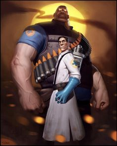 The ultimate team. (TF2)
