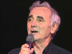 "Charles Aznavour - ""Yesterday When I Was Young"""