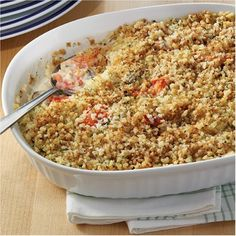 Lobster Risotto Casserole: http://www.amazon.com/Hancock-Gourmet-Lobster-Company-Casserole/dp/B001F1TLNK/?tag=koraimultimed-20