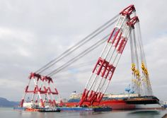 MacGregor delivers winches for 'one of largest heavy lift vessels'