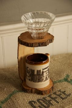 ☜♥☞ café - Olive Pour-Over Stand (Coffee Drip Stand) // Redemption Woodwork Coffee Type, Coffee Shop, Coffee Maker, Coffee Barista, Coffee Menu, Coffee Girl, Coffee Cozy, Coffee Latte, Coffee Humor